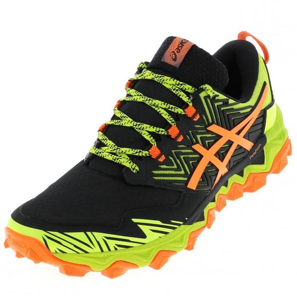 Chaussures Running Trail Homme Asics Fujitrabuco 8 gel run