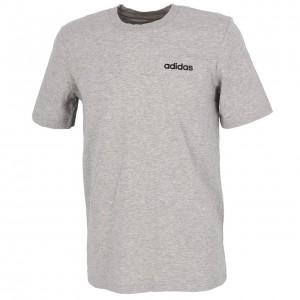 T-shirt Mode Manches Courte Homme Adidas E pln tee mc grey chine