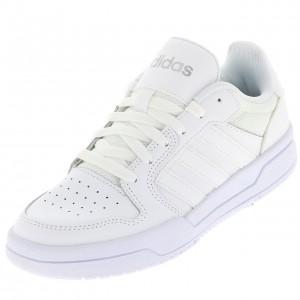 Chaussure Mode Ville Basse Femme Adidas Entrap w blanc blanc
