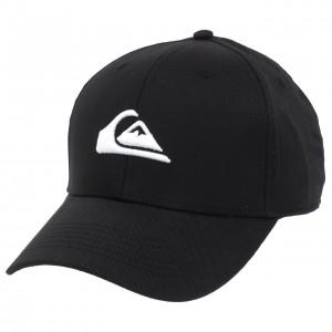 Casquette Mode Homme Quiksilver Decades black cap