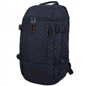 Sac Dos écolier Mode Homme Eastpak Topfloid denim checks print