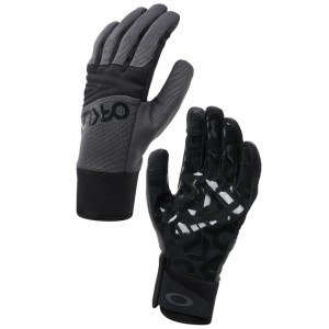 Gants De Ski Oakley Factory Park Glove Forged Iron