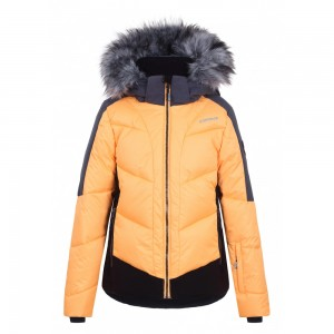 Veste De Ski Icepeak Leal Jr Abricot