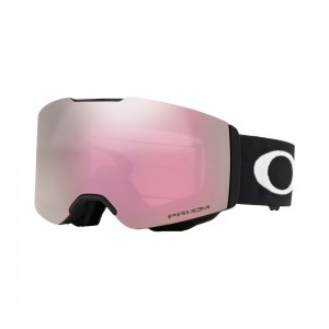 Masque Oakley Fall Line Matte Black Prizm Hi Pink Iridium