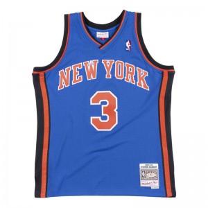Maillot NBA Stephen Marbury New York Knicks 2005-06 Mitchell & ness Hardwood Classics swingman bleu