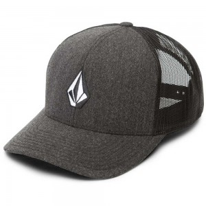 Casquette Volcom Full Stone Cheese Charcoal Heather