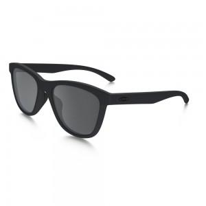 Lunettes Oakley Moonlighter Steel Black Iridium Polarized