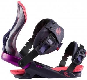 Rossignol Fixations De Snowboard Femme After Hours S/m
