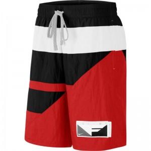 Short de bain Nike Flight Rouge