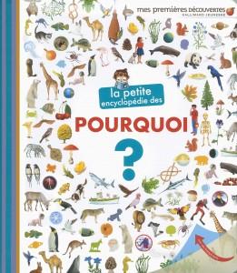 """Livre """"La petite encyclopédie des pourquoi"""""""
