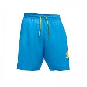 Short de bain Jordan Jumpman Poolside Bleu pour Homme