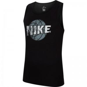 Débardeur Nike Dri-fit Noir pour homme