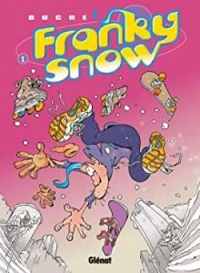 "Livre ""Franky Snow Volume 1"""