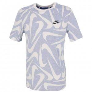 Printed tshirt  logos nike tee h