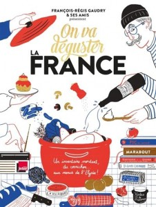 "Livre ""On va déguster : la France"""