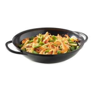 Grand wok anti-adhésif Saveur Plus 36 cm Mathon