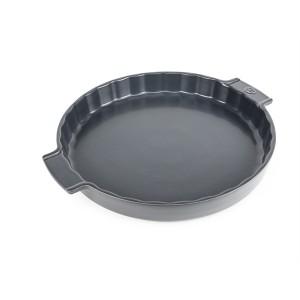 Moule à tarte céramique ardoise 30 cm Peugeot