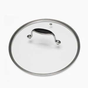Couvercle en verre Excell'Inox 24 cm Mathon