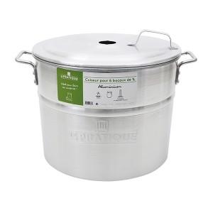 Cuiseur 25 litres 6 bocaux Le Pratique Le Pratique