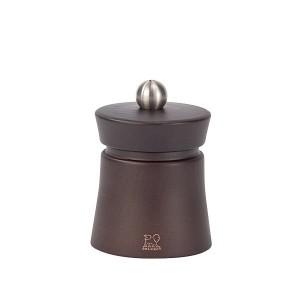 Moulin à poivre Baya chocolat 8 cm Peugeot