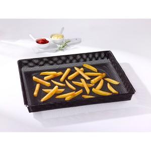 Plat de cuisson perforé 29 cm