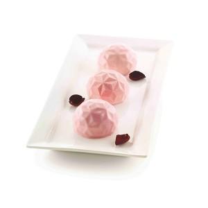 Moule silicone 6 mini gâteaux Mini Gemma Silikomart