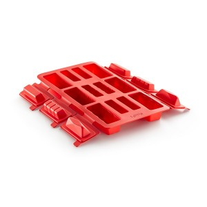 Kit 6 mini bûches carrées Lekue