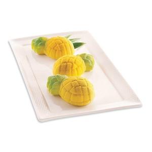 Moule silicone 5 mini gâteaux Mini ananas Silikomart