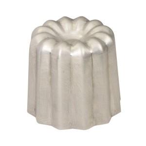 Moule cannelé à canelé en aluminium revêtu Gobel
