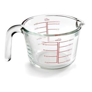 Pot mesureur en verre 0,5 L