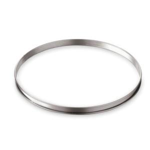 Cercle à tarte inox 32 cm Gobel