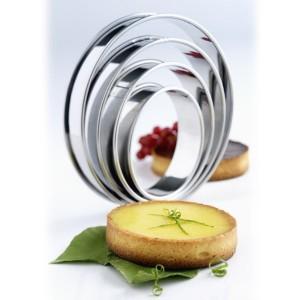 Cercle à tarte 14 cm Patisse