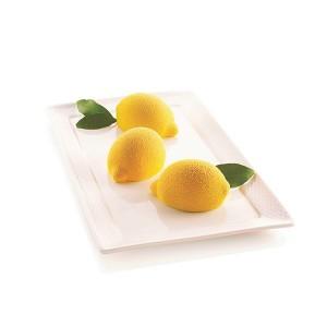 Moule silicone 6 mini gâteaux Delizia al limone Silikomart