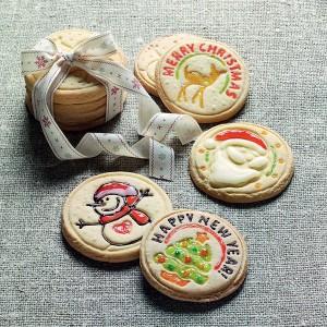 Kit à cookies Wonder Stamp Noël Silikomart