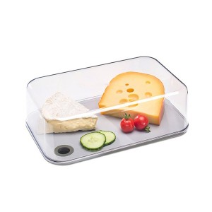 Plateau + Cloche à fromage Modula Mepal