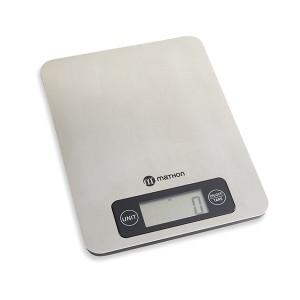 Balance de cuisine digitale en inox 5 kg Mathon