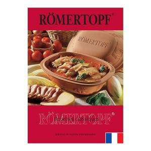 Livre de recettes spécial terre cuite Römertopf