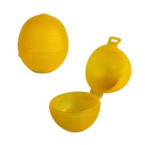 Boîte de conservation pour citrons