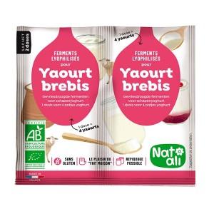 Ferment yaourt lait de brebis