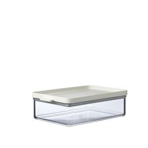 Boîte réfrigérateur 1.2 L blanc Mepal