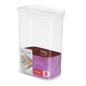 Boîte de conservation rectangulaire Optima 2,2 L Emsa