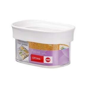 Boîte de conservation rectangulaire Optima 180 ml Emsa