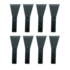 Set 8 spatules à raclette noir