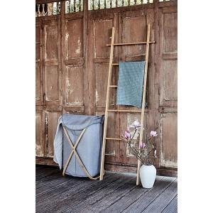 Échelle porte-serviettes en bambou Bahari