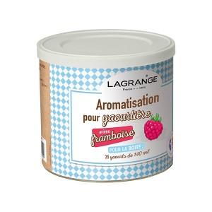 Arôme pour yaourt Framboise 500 g 380370 Lagrange