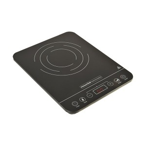 Plaques à induction ultra fine 1 foyers 2000 W Kitchen Chef Professional