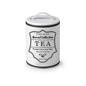 Pot de conservation thé blanc avec poignée Ibili