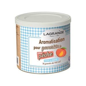 Arôme pour yaourt Pêche 500 g 380340 Lagrange