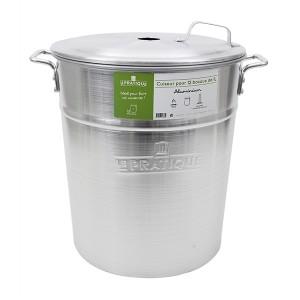 Cuiseur 40 litres 12 bocaux Le Pratique Le Pratique