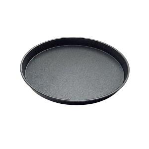 Tourtière ronde bords lisses avec revêtement antiadhésif 24 cm Gobel